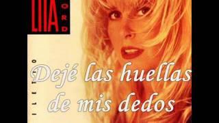 Lita Ford Lisa Subtitulado (Lyrics)