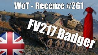World of Tanks | FV217 Badger (Recenze #261)