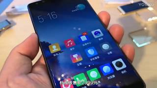 Nubia Z17s Hands On