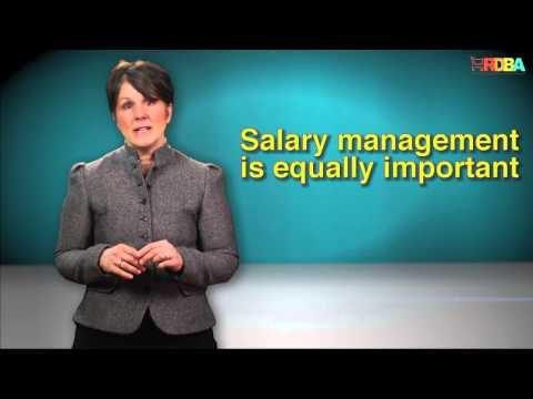 Salary Management: Getting What You Deserve