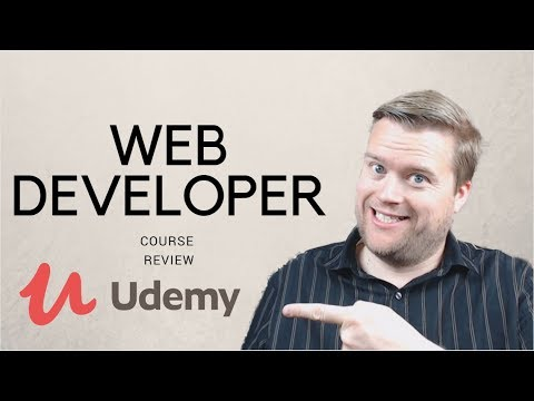 The Complete Web Developer Course 2.0 Review