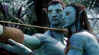 James Camerons Avatar Full Movie All Cutscenes Cinematic
