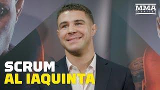 Al Iaquinta Rips Conor McGregor For Tapping In Khabib Nurmagomedov Fight - MMA Fighting