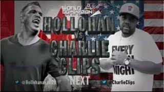 KOTD - Rap Battle - Hollohan vs Charlie Clips