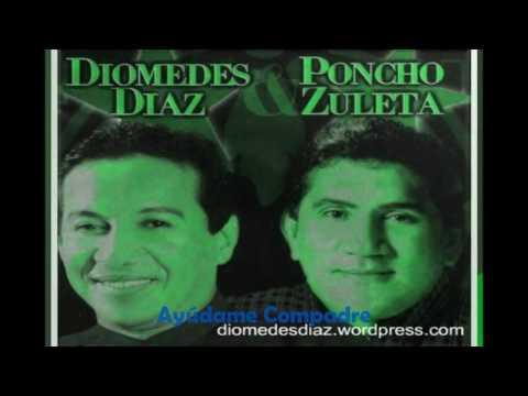 Ayúdame Compadre Diomedes Díaz Y Poncho...