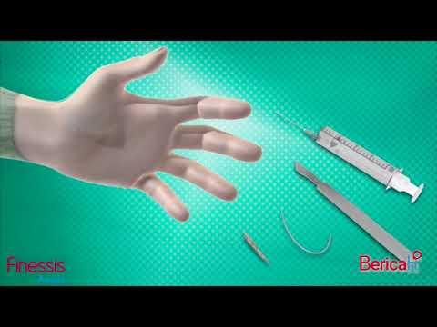 Finessis Aegis - la nuova era dei guanti chirurgici