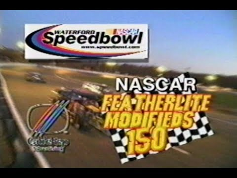 Speedbowl TV Ad - 2001 NASCAR Modified September event