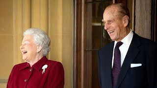 video: Watch: Prince Philip's dry wit caught on camera