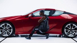 Lexus Super Bowl Commercial 2017 - Lil Buck Man and Machine