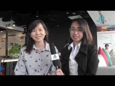 Cảm nhận cty Lâm Hoa khi thuê văn phòng ở Viettel Complex quận 10