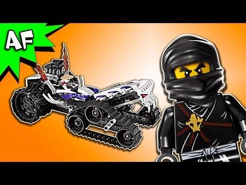 Vidéo LEGO Ninjago 2263 : Le dragster squelette