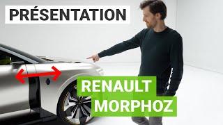 Renault MORPHOZ : un SUV électrique qui S'ALLONGE ?!