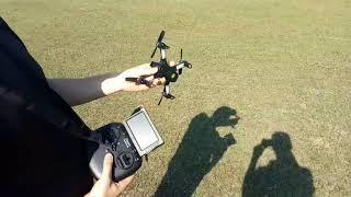 Eachine EX2 mini / MJX Bugs 3 mini / обзор FPV квадрокоптера, впечатления, полеты.