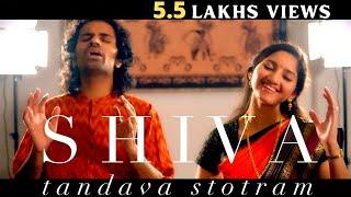 Shiva Tandava Stotram (Lyrics)   Shiva Stotra   Aks & Lakshmi