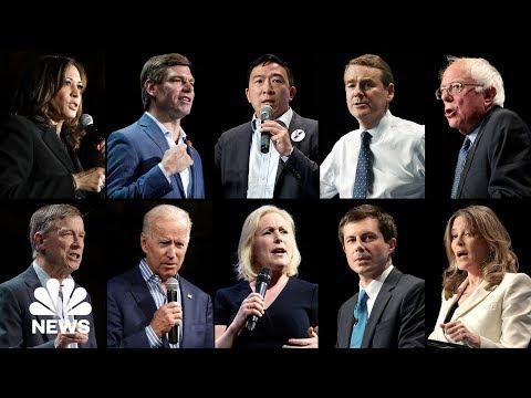 Democratic Presidential Debate - June 27 (Full)   NBC News