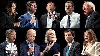 Democratic Presidential Debate   June 27 (Full) | NBC News