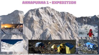 preview picture of video 'Annapurna Expedition, Annapurna 1 climbing, Nepal expedition, Summit Annapurna, climbing Himalayas'