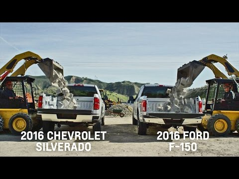 Chevrolet 39 S Motor City Hit Job On Ford F 150 Is One Of