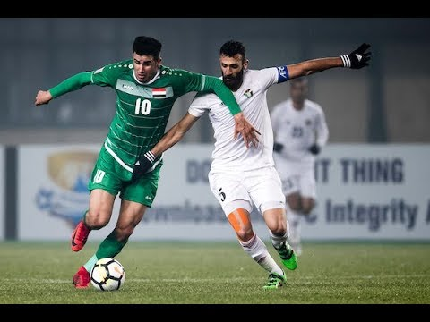 Iraq 1-0 Jordan (AFC U23 Championship 2018: Group Stage)