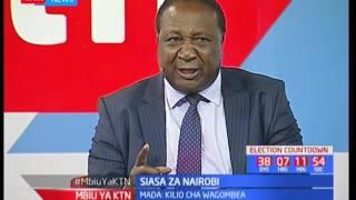 Kilio cha wagombea wakisema wametegwa na watangazaji: Mbiu ya KTN
