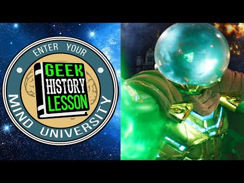 History of Mysterio - Geek History Lesson