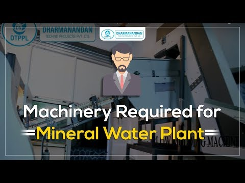 Turnkey Mineral Water Plant Project