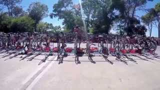 preview picture of video 'Triathlon Embalse 2015 Esteban Medina'