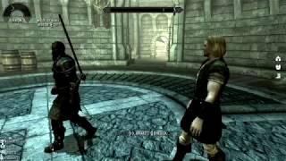 Skyrim Association #100: Dawnguard. Знакомство со Стражей Рассвета.