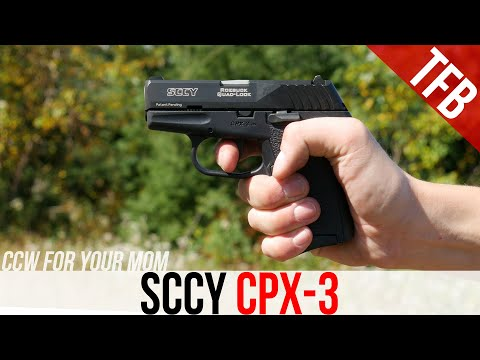 SCCY CPX-3: CCW For Your Mom