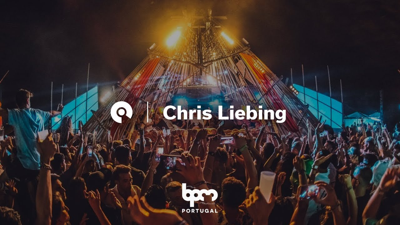 Chris Liebing - Live @ The BPM Festival: Portugal 2018