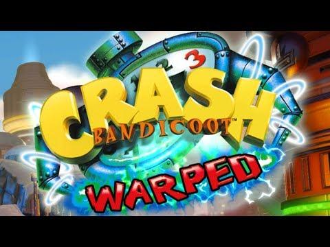 Crash Bandicoot 3 N. Sane Trilogy - Complete 105% Walkthrough (All Gems & Platinum Relics) HD