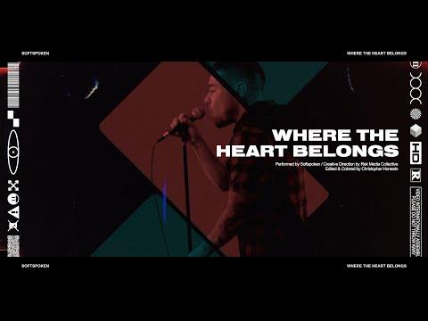 Softspoken - Where the Heart Belongs feat. Alexia Rodriguez (Official Music Video) online metal music video by SOFTSPOKEN