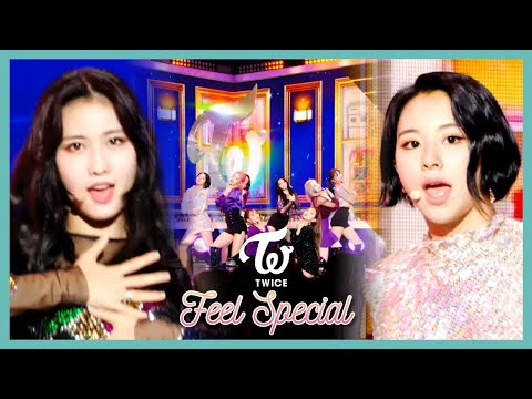 [HOT] TWICE - Feel Special,  트와이스 - Feel Special   Show Music core 20191012