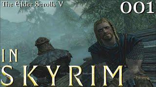 Adrak in Skyrim 001 Welcome to Skyrim
