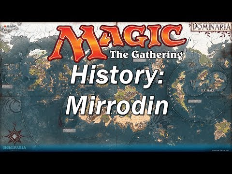 The History of MAGIC THE GATHERING | Mirrodin, Introducing Equipment