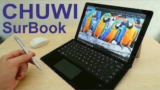 Новый планшет Chuwi SurBook 2в1 на Windows 10  Распаковка и обзор. Посылка с Алиэкспресс. alex boyko