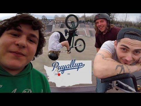 PUYALLUP SKATEPARK, BMX, AND TWEAKER TALES!