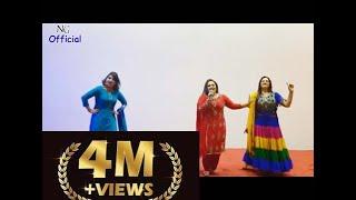 Nadia Gul Super Hit Song Attan  In Qatar Super Hit Show