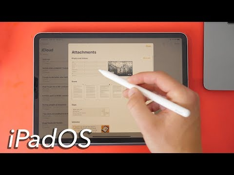 iPadOS features overview