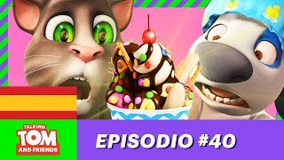 Hank y su nuevo trabajo - Talking Tom and Friends (Episodio 40 - Temporada 1)