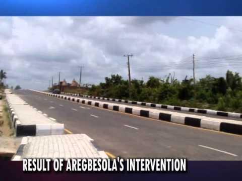 Aregbesola : Promise Kept (Road) ?