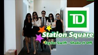 TD Lip Sync 2017: Shake It Off -Taylor Swift Ft. TDCT Station Square