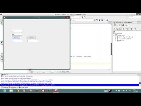Delphi Programming Tutorial #98 – Exit