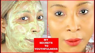 SECRET REMEDY TO LOOK UP TO 20 YEARS YOUNGER THAN YOUR AGE, ANTI- AGING REMOVE WRINKLES, LIFT FIRM
