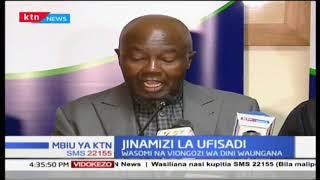 Wasomi na viongozi wa dini waungana kupiga vita ufisadi nchini| Mbiu ya KTN full bulletin Part 2