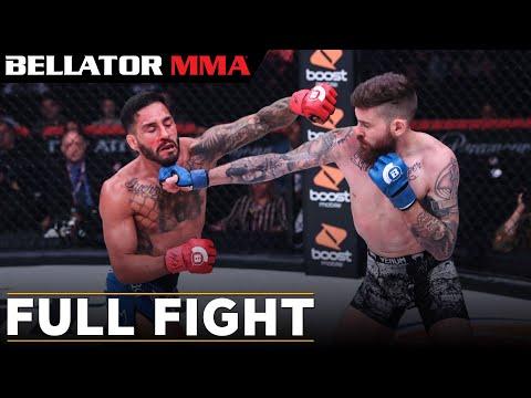 Full Fight | Henry Corrales vs. Andy Main - Bellator 208