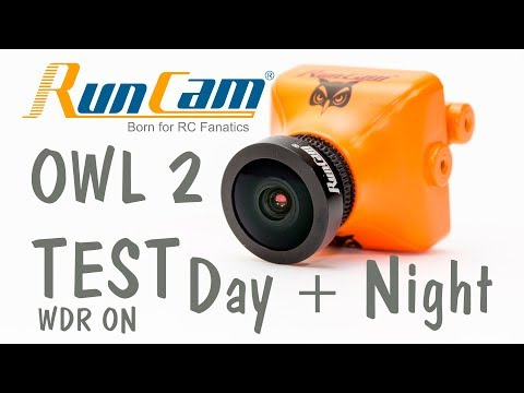 fpv-camera--runcam-owl-2-test