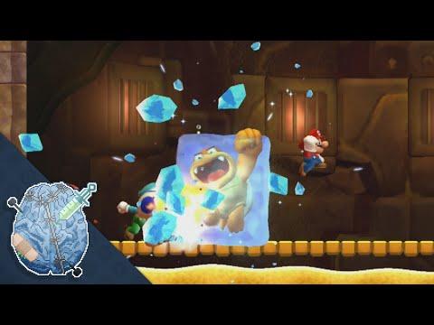 Download Super Mario Bros Part 3 Video 3GP Mp4 FLV HD Mp3 Download