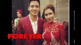 FOREVER by Angeline Quinto feat Erik Santos (Lyrics)