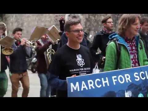 March for Science Tübingen